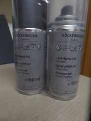 Lackspray Original Audi VW delphingrau