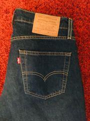 711 Levi s Jeans Blau