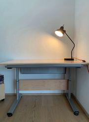 Paidi Schreibtisch mit Rollcontainer