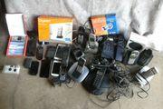 Konvolut Telefone und Handys