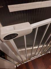 Bettacare Türschutzgitter Treppenschutz extra hoch