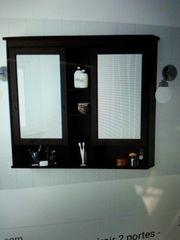 NEU Ikea Hemnes Spiegelschrank