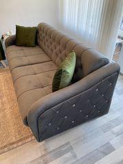 Sofa mit Schlaf Funktion und