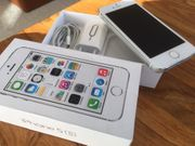 iPhone5S 64GB silber weiss - in
