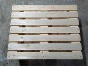 kleine Holzpalette Palette halbe Palette
