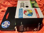 HP Druckerpatrone 303 XL Schwarz