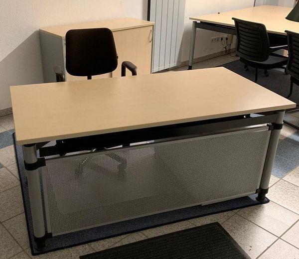 Schreibtisch Systemmöbel Dessau