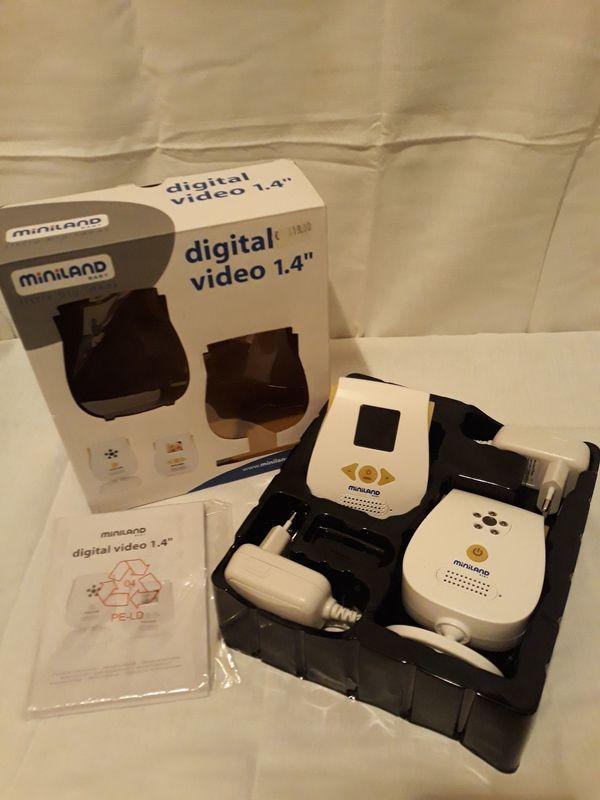 Miniland Digital Babyphone Video 1