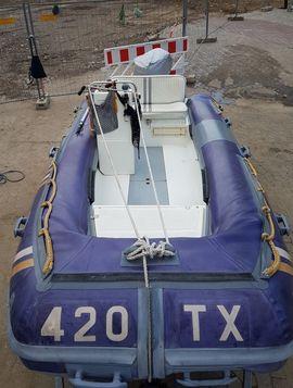 Motorboote - Festrumpfschlauchboot Nuova Jolly RIB