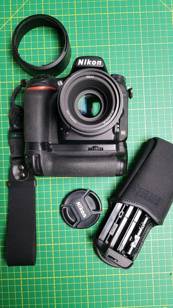 Nikon D750 mit AF-S Nikkor 50mm 1: 1, 8 G- Vollformat-Action!