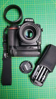 Nikon D750 mit AF-S Nikkor