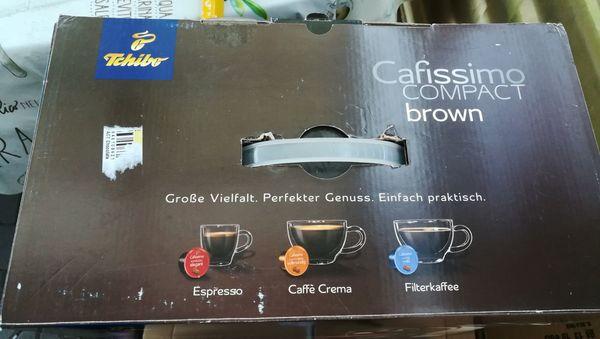 Tschibo cafissimo compact brown