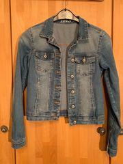 Coole Jeansjacke von ONLY Gr