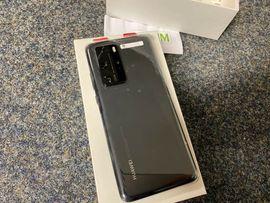 Huawei Handy - Huawei P40 Pro 5G Schwarz