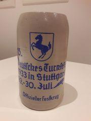 Bierkrug - Original Festkrug von 1933