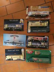 Neu 7 Werbetrucks Trucks LKW