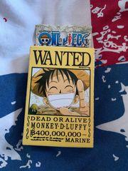 One Piece Poker Karten