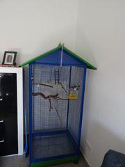 Vogelvoliere Käfig für Sittiche und