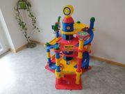 Parkgarage für Spielzeugautos