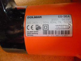 Gartengeräte, Rasenmäher - Gebrauchte Dolmar Elektrokettensäge ES-36A