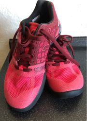 Sportschuhe Reebok pink neuwertig