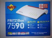 Neu Fritzbox 7590