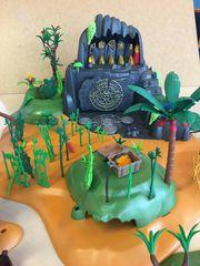 Playmobil Abenteuer Insel