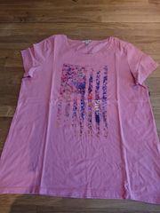 T-Shirt esprit rosa Größe XL