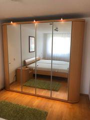 Moderner hochwertiger Schlafzimmerschrank von Musterring