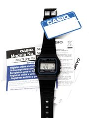 Casio Uhr Herren Digital Armbanduhr