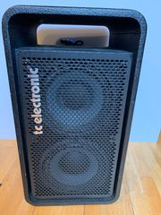 TC Electronic RS210C Bassbox Selbstabholung
