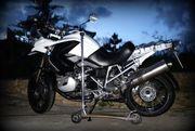 Garage Unterstellplatz für Motorrad gesucht