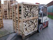 Brennholz Kaminholz EINLAGERUNGSAKTION Buche 33cm