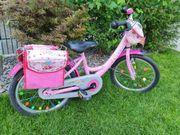 Puky Fahrrad Alu 18Zoll Lillifee