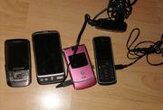Alte Handy s zu verkaufen