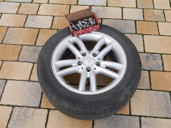 4 Michelin-Reifen 205 55 RT