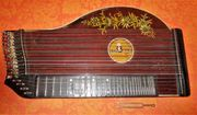 Zither mit Koffertasche