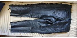 Motorradbekleidung Herren - Motorradlederhose