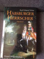 BUCH HABSBURGER HERSCHER NEU ORGINAL
