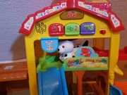 Vtech TipTap Baby Tiere