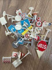 Verkehrsschilder Spielzeug Modellbau