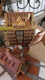 Modellbahn Häuser Spur N