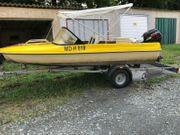 Motorboot Markenlos