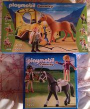 Playmobil Country Pferde Set 5517
