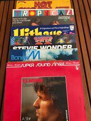 Konvolut verschiedene 23 LP s