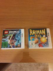 Zwei Spiele für Nintendo 3DS