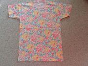 Shirt Blumen-Shirt ca Gr 146
