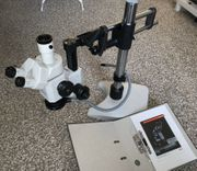 WILD Heerbrugg M10 Stereo Mikroskop
