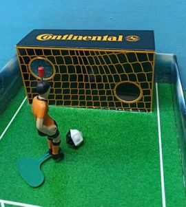 Continental Tipp-Kick Torwand-Spiel Fußball UEFA: Kleinanzeigen aus Steuerwaldsmühle - Rubrik Spiele, Automaten