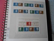 Sammlung Bund Block-Zusammendrucke von 1959-1991